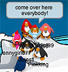 another Club Penguin screen shot
