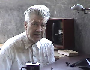 photo of David Lynch