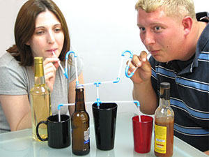 photo of DIY straws