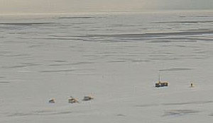 image from one of the arctic webcams