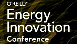logo for the O'Reilly Energy Innovation Conference