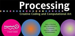 cover of Processing book