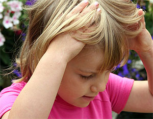 photo of a kid under stress. Photo by Nick Dimmock/flickr.com. Available at http://www.flickr.com/photos/nickdimmock/37923869/