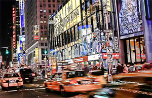 photo of Times Square by Christopher Chan, http://www.flickr.com/photos/chanc/463830261/