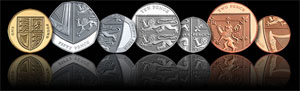 new UK coins