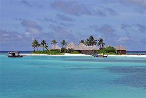 photo of the Maldives