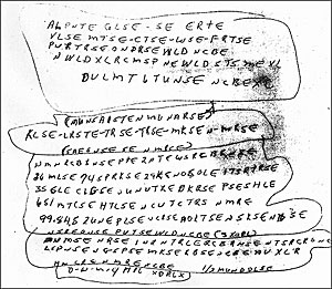 excerpt of the code written by murder victim Ricky McCormick