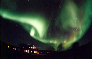 photo of aurora in Iceland by blue eyes/flickr.com