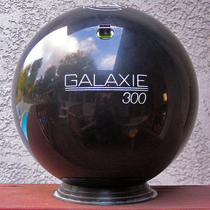 photo of flash drive bowling ball