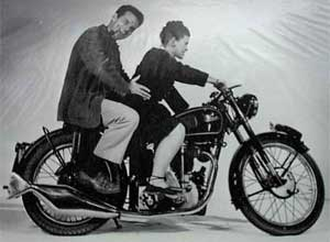 photo of Charles and Ray Eames
