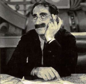 image of Groucho Marx