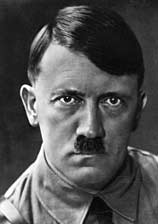 photo of Adolf Hitler