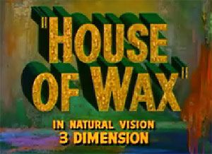 still from House of Wax