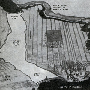Image of New York City from Modern Mechanix