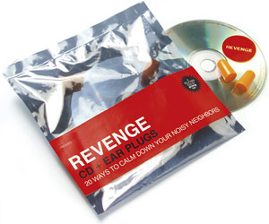 image of Revenge CD