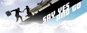 Say Yes and Go poster