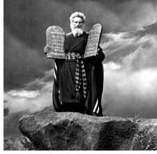 Ten Commandments image